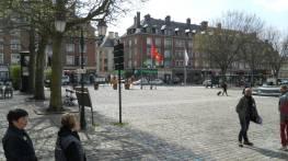 Dans les rues de Lisieux