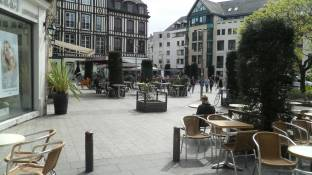 Dans les rues du Havre